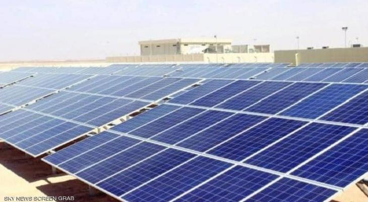 """أبوظبي: أكبر محطة """"طاقة شمسية"""" بالعالم تبدأ التشغيل التجاري"""