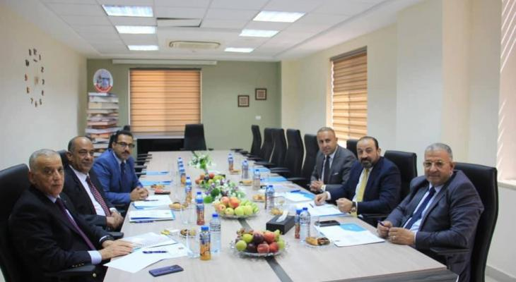 نقابة المحامين تستضيف اجتماع أركان العدالة الفلسطينية