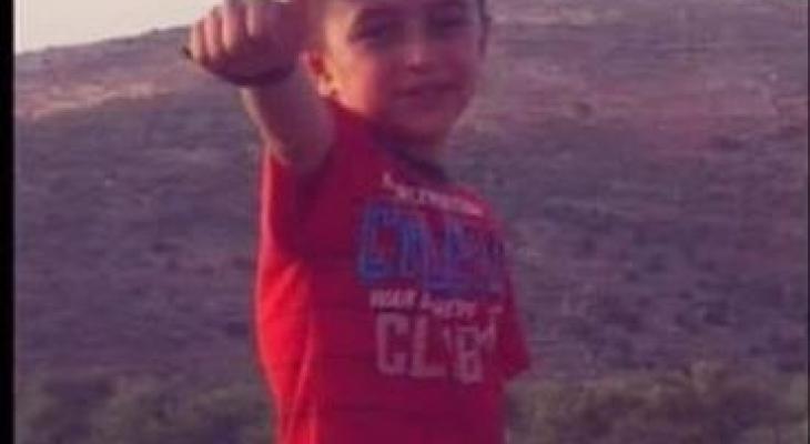 لطفل الجريح عبد الرحمن اشتيوي