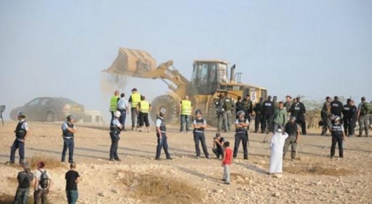 الاحتلال يهدم قرية العراقيب للمرة الـ171 على التوالي HIZ3r
