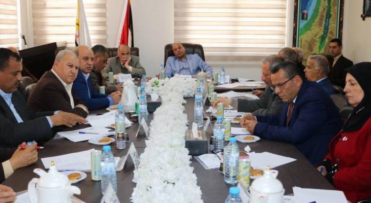 قرار بإعادة تشكيل اللجان الشعبية في مخيمات قطاع غزّة