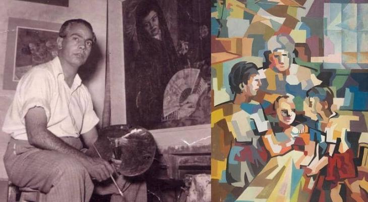 """شاهد: قصة بغداد الملونة بتوقيع """"رسام المدينة"""""""