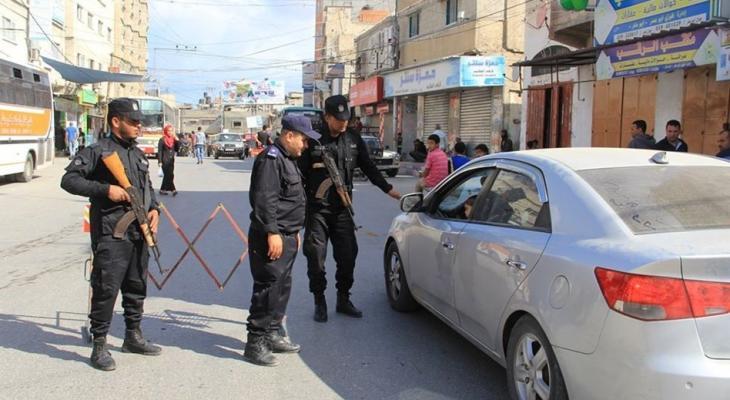 مصادر تكشف أسباب الانتشار الأمني في شوارع قطاع غزّة يوم الثلاثاء الماضي