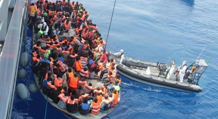 المهاجرين في تونس