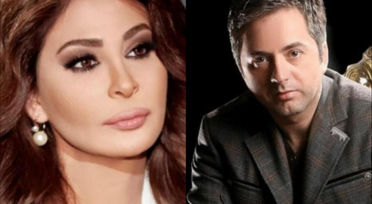 مروان خوري و إليسا