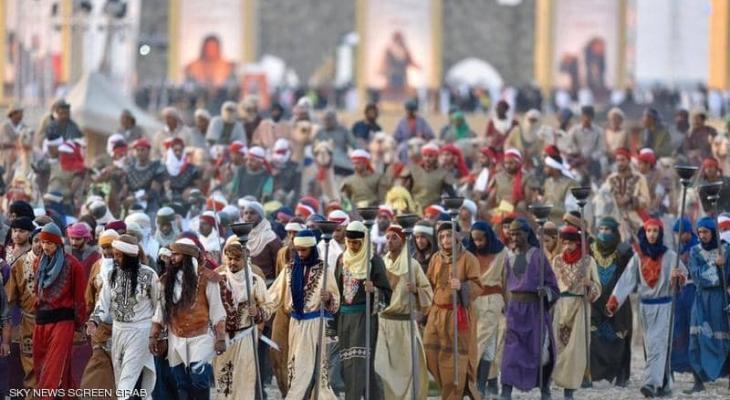 """موسم """"الطائف"""" رحلة في ذاكرة العرب"""