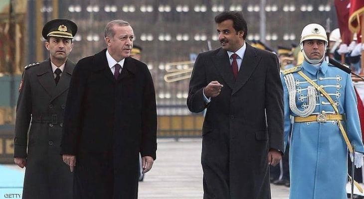 """قيمتها 20 مليار دولار""""قطر"""" تستعد لسحب استثماراتها من تركيا"""