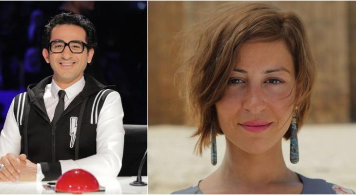 منة شلبي و  أحمد حلمي