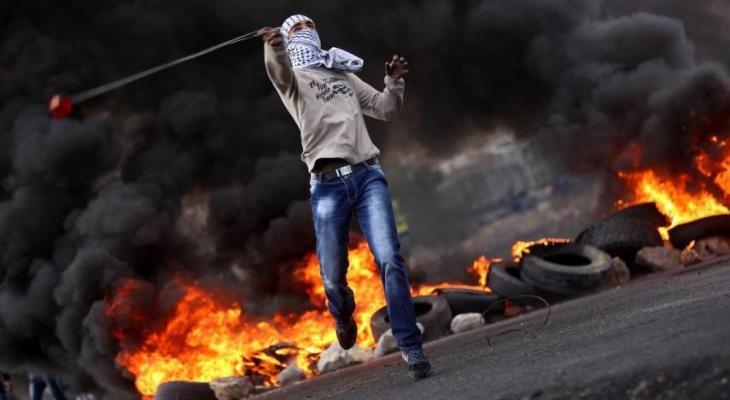 """""""المقاومة الشعبية"""" تدعو لتصعيد الانتفاضة ردًا على دعوات اقتحام الأقصى"""