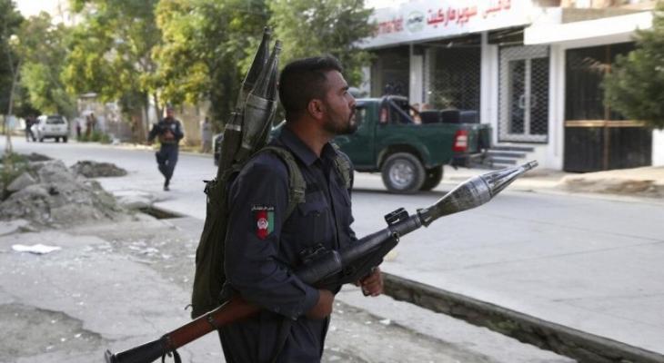 شرطي افغاني