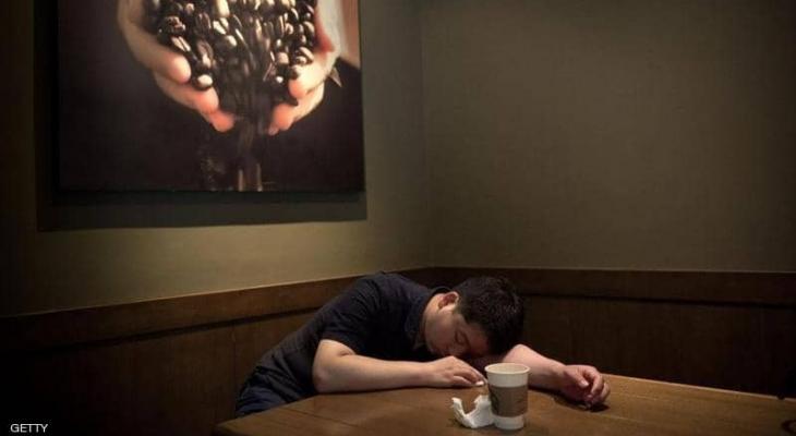 """دراسة تدحض """"خرافة"""" ربط تناول القهوة قبل النوم بالأرق"""