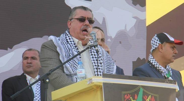 """أبو شمالة يُلمح إلى خطوات سيتخذها تيار """"فتح"""" الإصلاحي لاستعادة الحركة"""