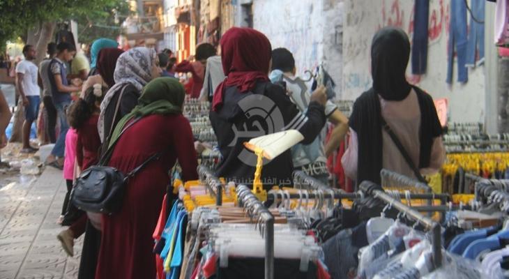"""بالصور: عدسة وكالة """"خبر"""" ترصد أجواء عيد الأضحى في قطاع غزة"""