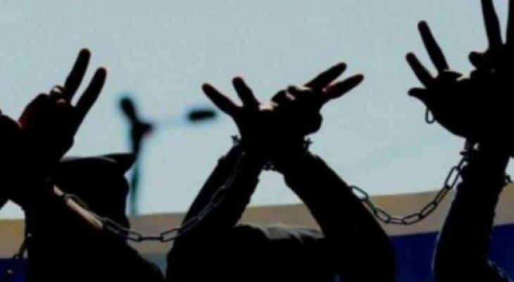 الإضراب يعم أبو ديس تضامنا مع الأسيرين حذيفة بدر وإسماعيل حلبية