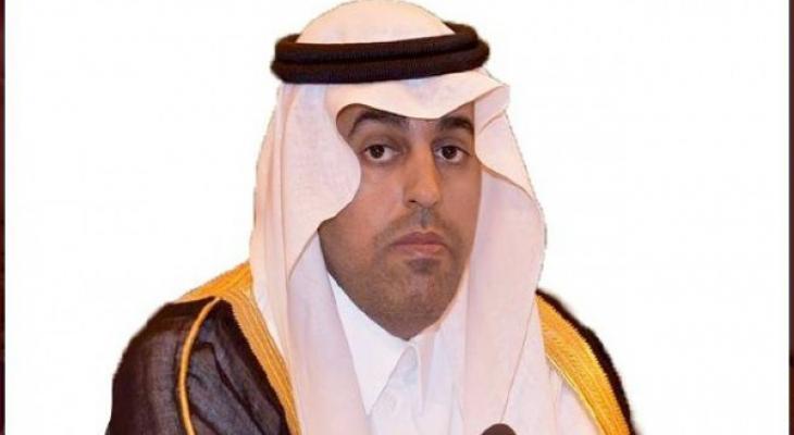 رئيس البرلمان العربي يدين اقتحام المستوطنين تحت حماية الاحتلال للأقصى.jpg