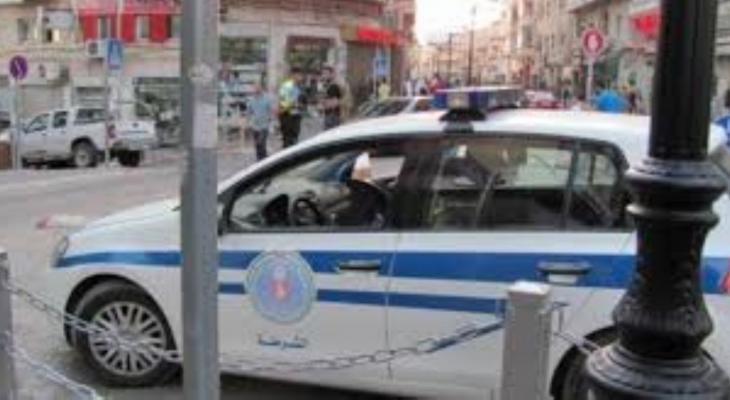 إصابة ضابط شرطة في حادث دهس عمدًا أثناء مهمة في قلقيلية