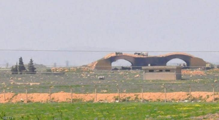 سوريا.. قتلى وجرحى في انفجار بمطار عسكري