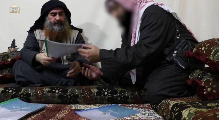 """تقارير عراقية تكشف عن الحالة الصحية لزعيم تنظيم الدولة """"داعش"""""""