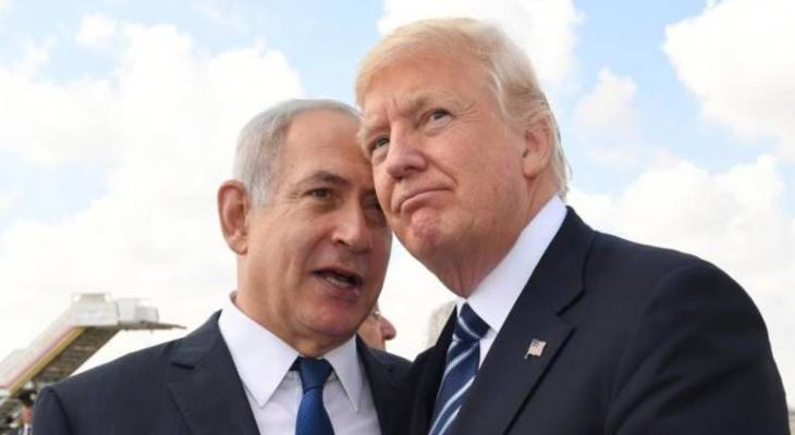 ترامب يعلن اتفاقا جديدا مع نتنياهو السبت 14 سبتمبر 2019 م 06:30 بتوقيت القدس