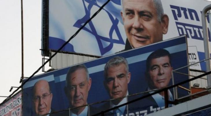 انتخابات الكنيست الإسرائيلية