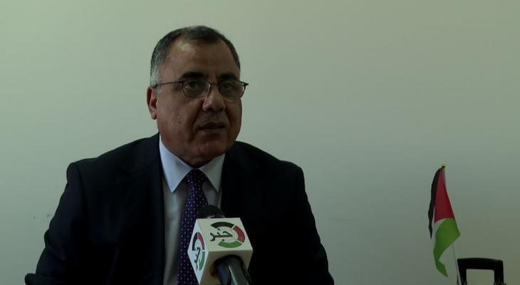 ملحم يكشف عن موعد توجه الوفد الوزاري إلى العاصمة المصرية القاهرة