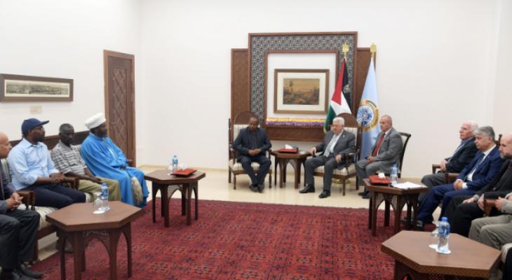 عائلة منغستو تدعو الرئيس لحل قضية ابنها المفقود بغزة