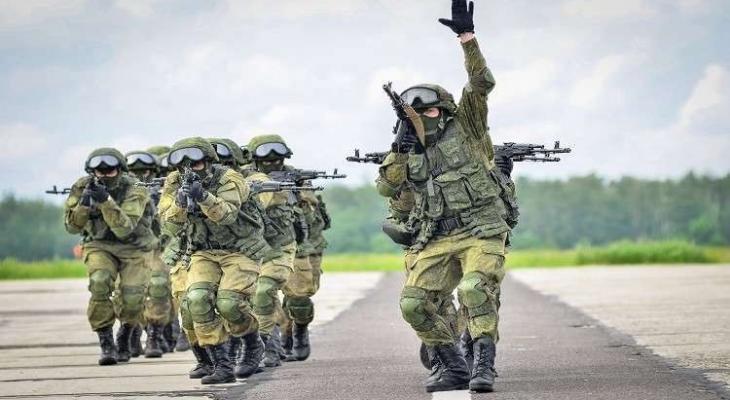 """موضة جديدة تجتاح """"روسيا"""" الخطبة على طريقة """"القوات الخاصة"""""""