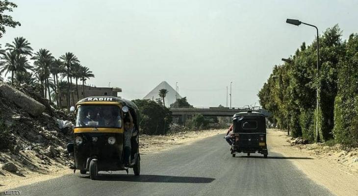"""ماذا تعرف عن """"الميني فان"""" الخطة البديلة """"للتوك توك"""" في مصر؟"""