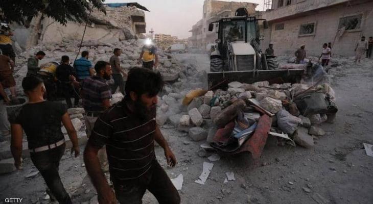 1000 قتيل مدني بسوريا في آخر 4 أشهر