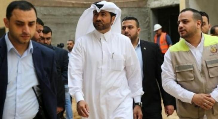 وفد قطري برئاسة الحردان يصل غزّة لهذا السبب!