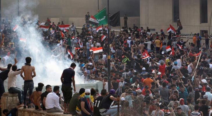 مظاهرات العراق