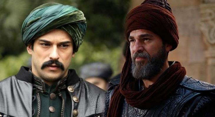 """بالفيديو: الكشف عن أول مقطع من مسلسل """"قيامة عثمان"""""""