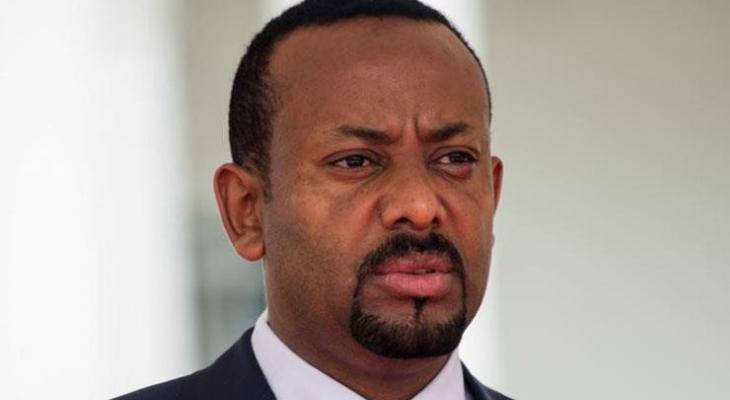 رئيس الوزراء الأثيوبي آبي أحمد علي
