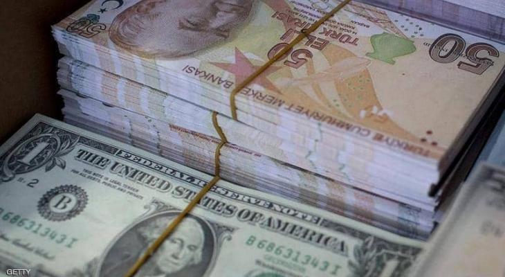 """عملية """"أردوغان"""" العسكرية في سوريا تضرب """"العملة التركية"""""""