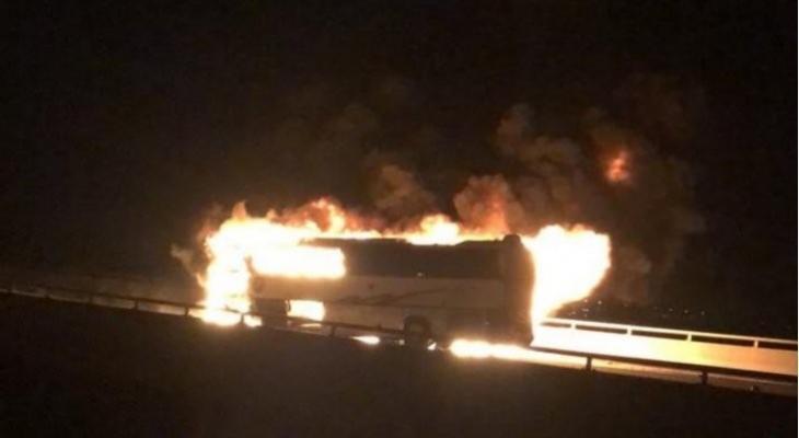 مصرع 30 معتمرًا إثر حادث سير مروع بالسعودية