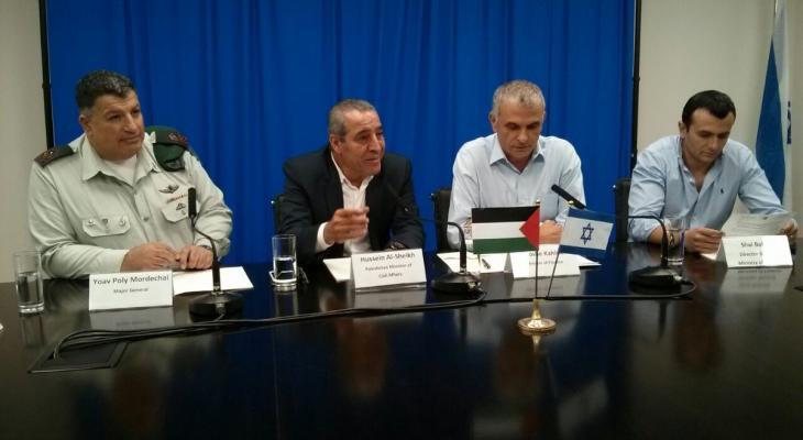 """الشيخ يكشف نتائج اجتماعه مع """"كحلون"""" بشأن أزمة أموال المقاصة"""