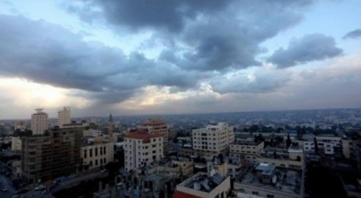 طقس فلسطين