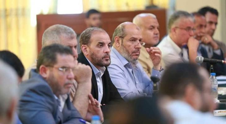 """حماس: سياسة التمييز التي تُمارسها حكومة """"اشتية"""" ضد غزّة تُعمق الشرخ الفلسطيني"""