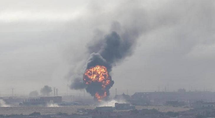 وزارة الدفاع التركية تعلن الاستيلاء على بلدة رأس العين شمال سوريا
