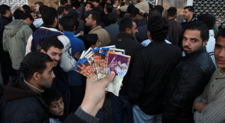 المالية تُعلن موعد ونسب صرف رواتب موظفي السلطة الفلسطينية