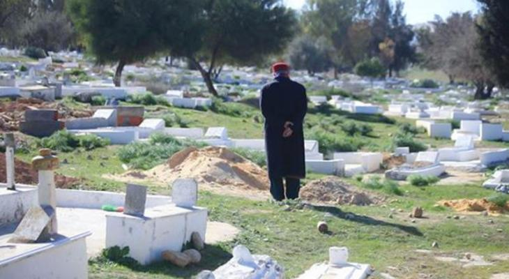 """ذهب """"للمقبرة"""" ليلا ليزور ابنته """"المتوفاة"""" حديثا بعد حلم أفزعه"""