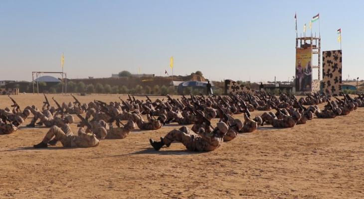 شاهد بالفيديو: كتائب الأقصى تنشر مقطع فيديو لتخريج عدد من مقاتليها في غزّة