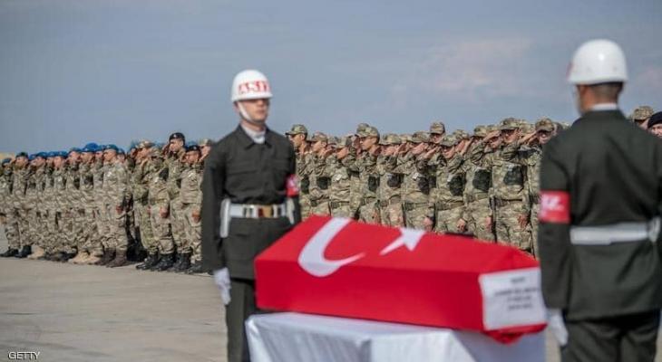 مقتل جندي تركي وإصابة 5 شمال شرق سوريا