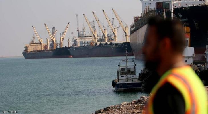 """العراق: إعادة فتح ميناء """"أم قصر"""" واستئناف العمليات"""