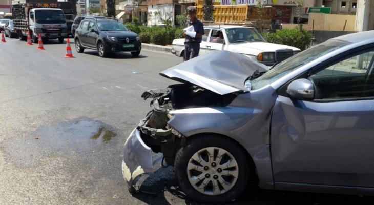 حادث سير