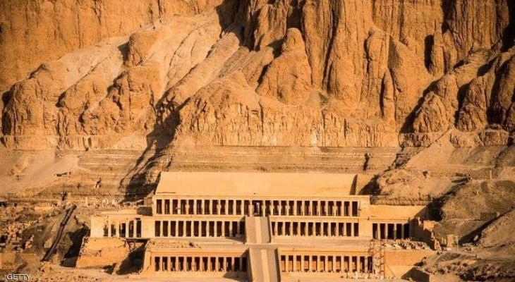 """بالفيديو: وادي الملوك في """"مصر"""" فكرة فلسفية وصورة مصغرة """"للعالم الآخر"""""""