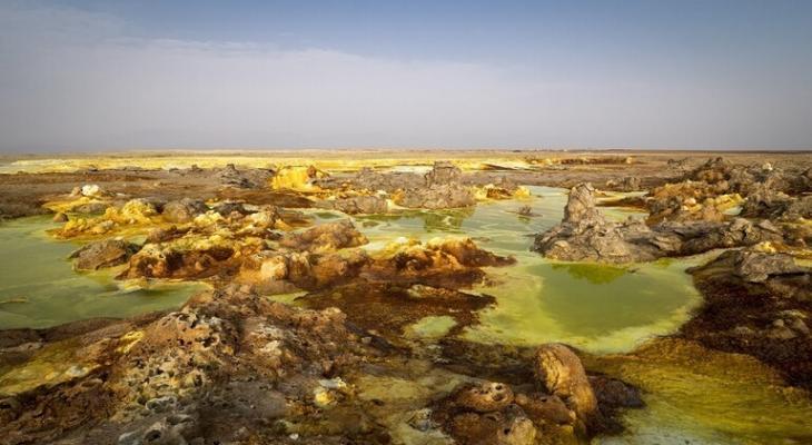 """علماء: يحددون مكانا في """"العالم"""" لا حياة فيه رغم وجود الماء"""