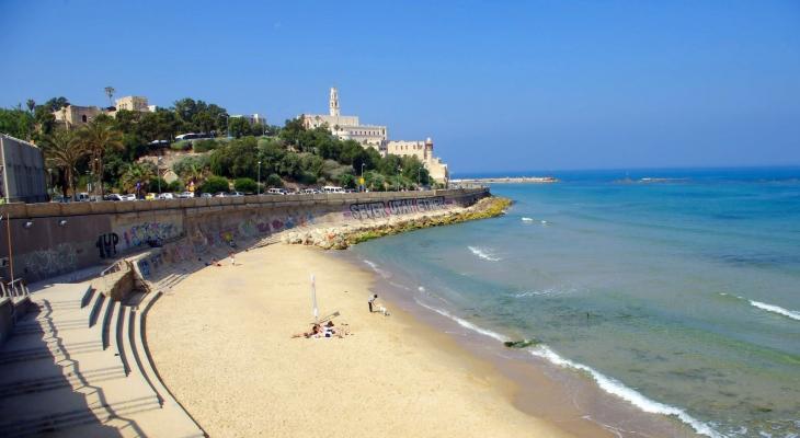 ساحل تل ابيب