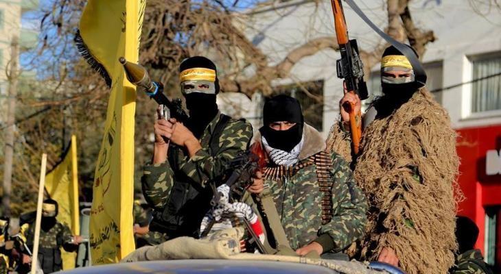 """بالفيديو: """"عامود الخيمة"""".. كتائب الأقصى تبث مشاهد قصفها مستوطنات الاحتلال"""