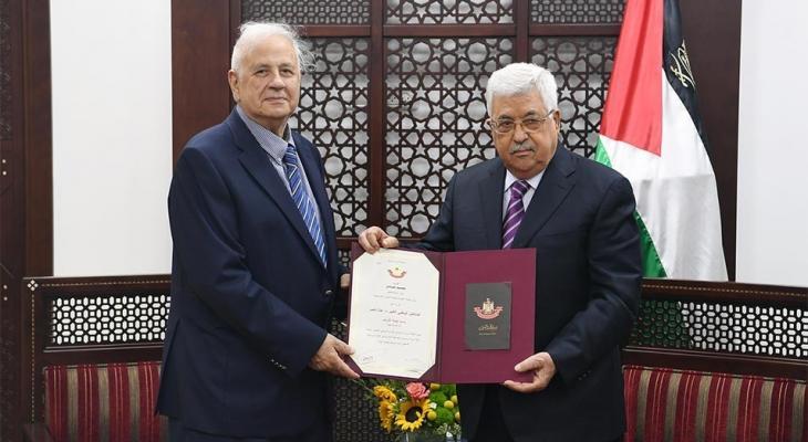 الرئيس وحنا ناصر